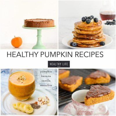 Healthy Pumpkin Recipes