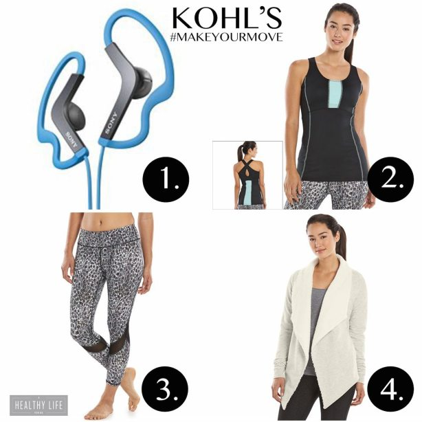 HIit Workout Leg Buster Workout Clothes Kohl's | ahealthylifeforme.com