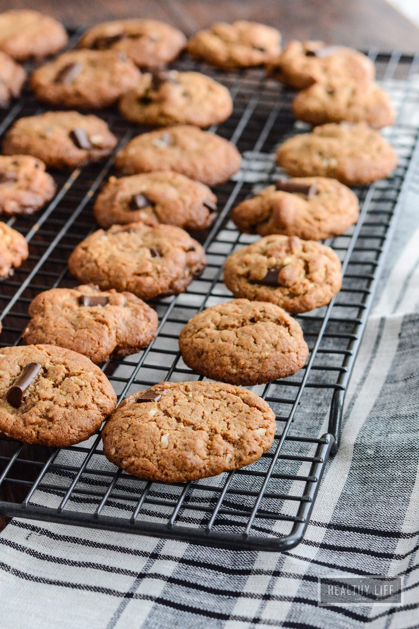 Cashew Coconut Chocolate Chip Cookies - A ...
