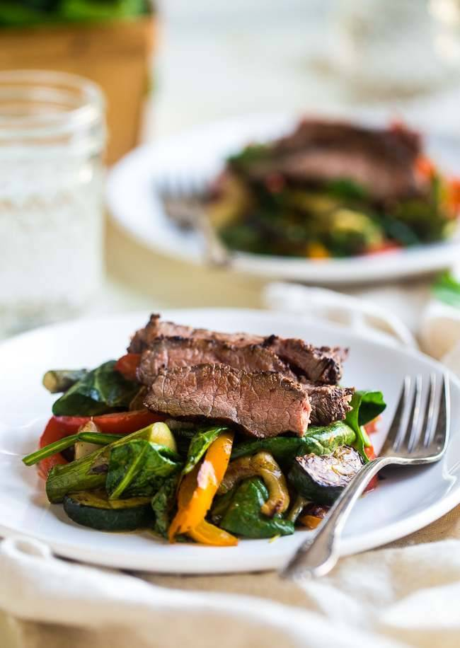 Beef Stir Fry via foodfaitfitness.com