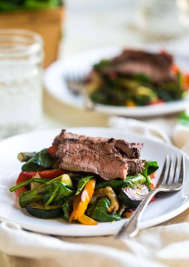 Beef Stir Fry via foodfaitfitness.com