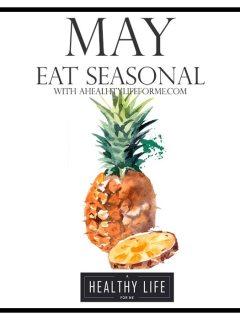 Seasonal Produce Guide for May
