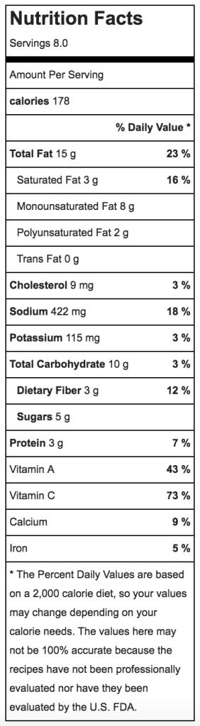 Cauliflower Salad Recipe | ahealthylifeforme.com