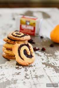 Gluten Free Cranberry Raspberry Pinwheel Cookie Recipe | ahealthylifeforme.com