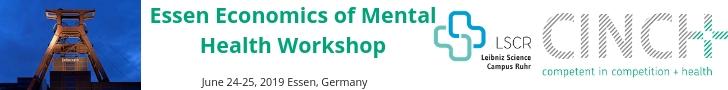 Essen Mental Health Workshop
