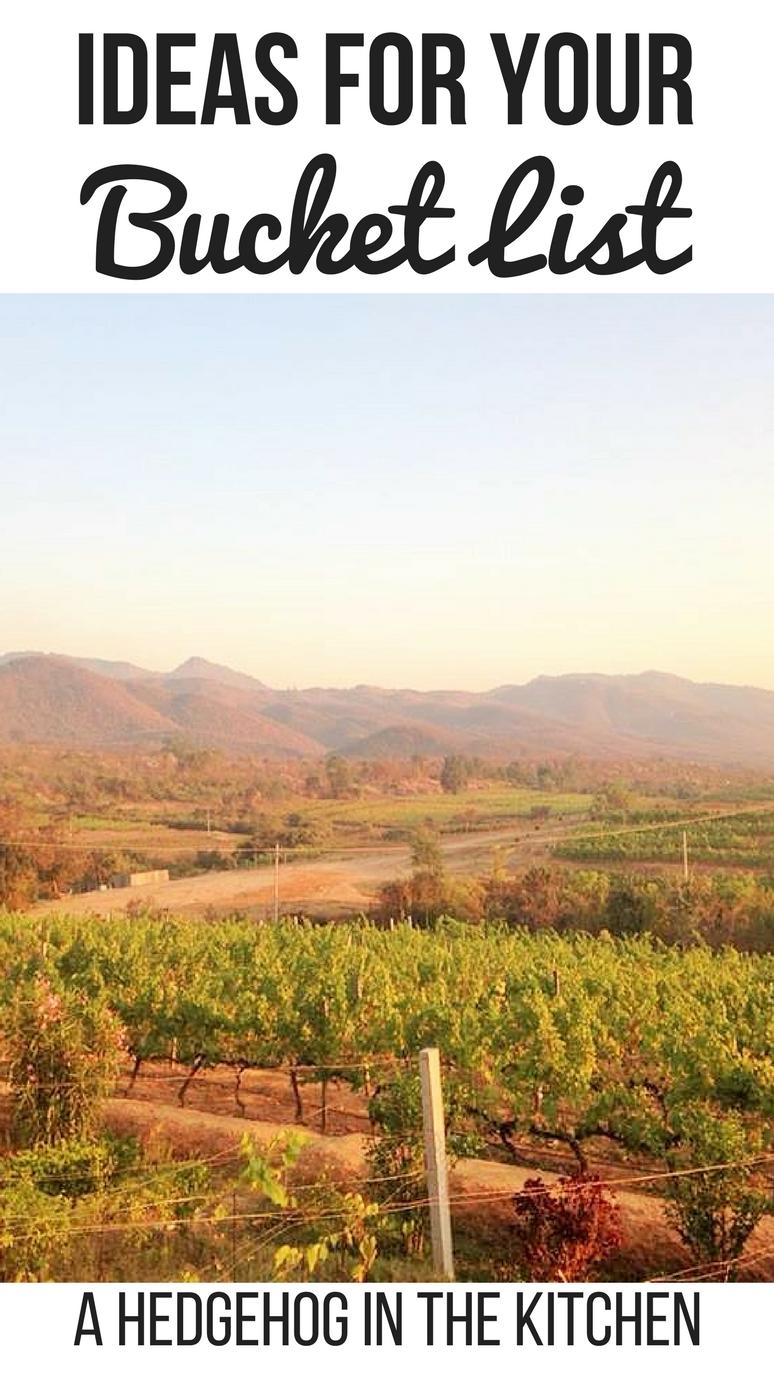 Worldwide bucketlist planner. Red Mountain Estate. Drinking wine in Myanmar. | ahedgehoginthekitchen.com