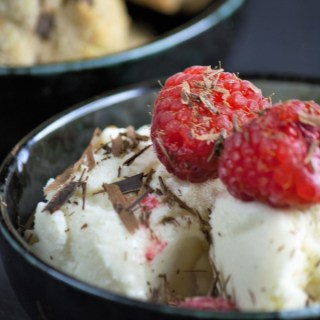 Yogurt ice cream recipe