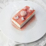 Biscuits roses de Reims cheesecake recipe