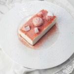 Biscuits roses de Reims cheesecake recipe