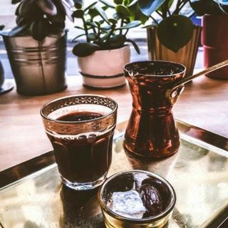 Ibrik Coffee in Paris