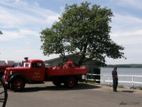Old Fire Truck's Event in Ekenäs 2.7.2016