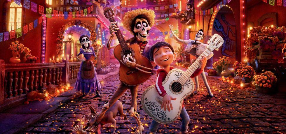 Coco (2017) movie