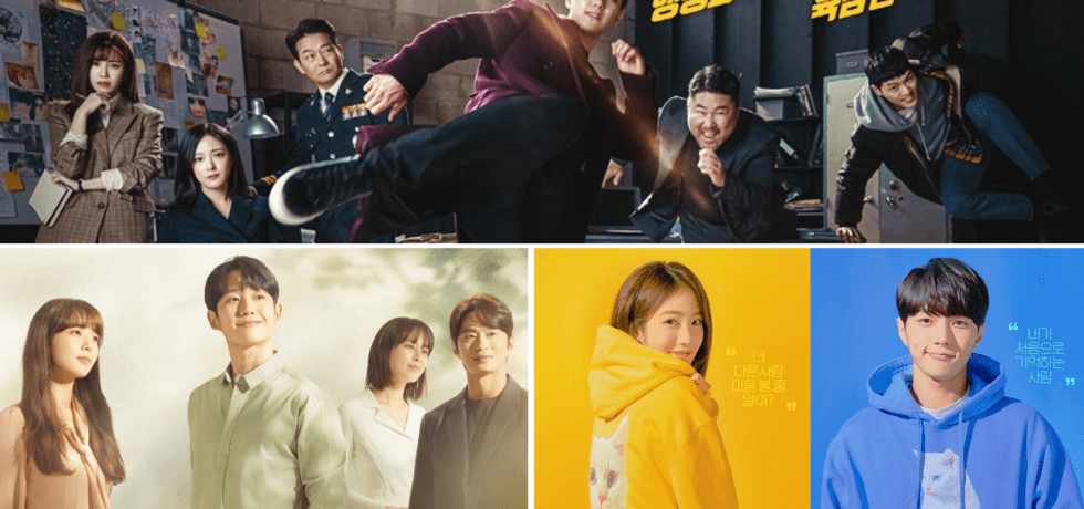 Dramas premiere on March 2020