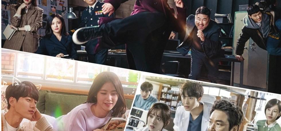 April favorite drama 2020