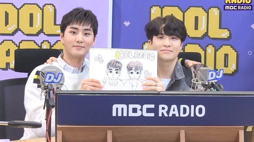 Young K and Youngjae, new DJs for Idol Radio