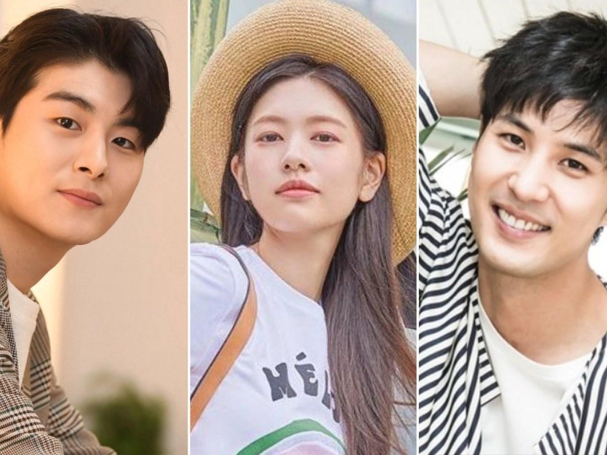 Jung Gun Joo, Jung So Min and Kim Ji Suk in talks for upcoming romance drama, Monthly House
