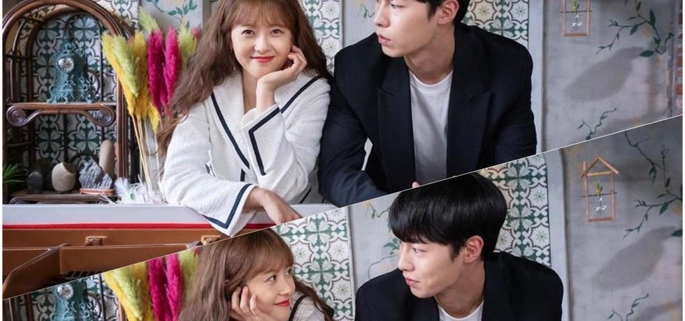 KBS's Do Do Sol Sol La La Sol with Go Ara and Lee Jae Wook.