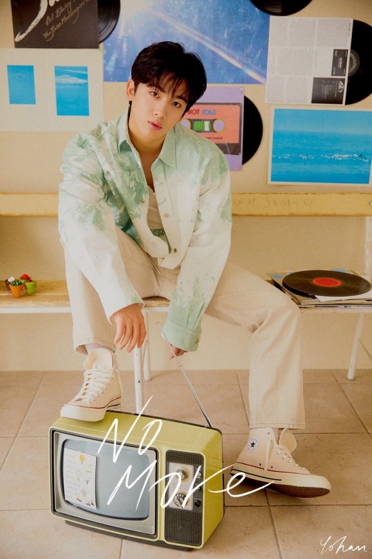 Kim Yo Han's 1st digital single 'No More' Concept Image #2