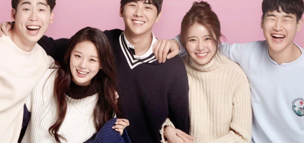 Love playlist season 1 web drama poster