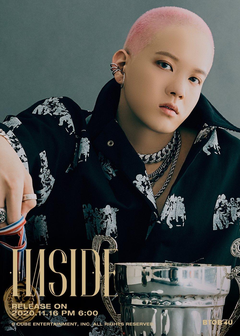 BTOB 4U 1st Mini Album Image Teaser - Peniel