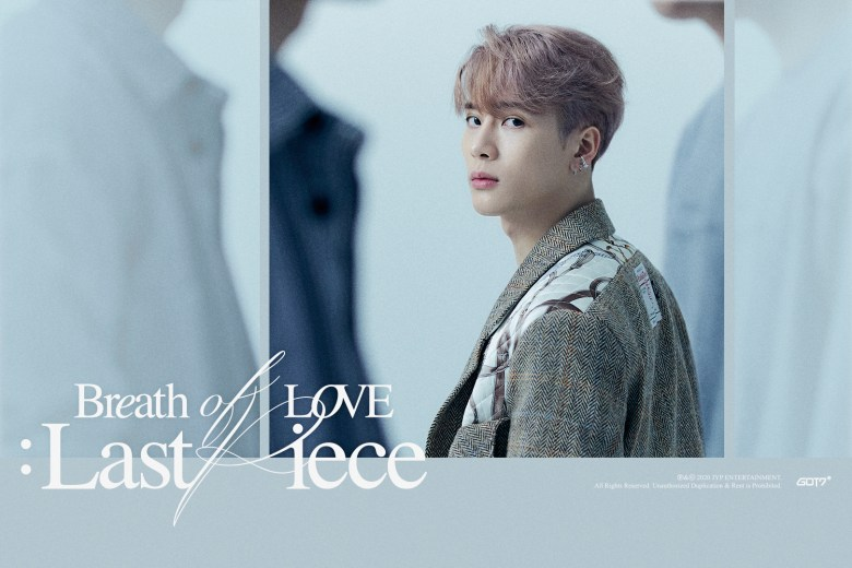 GOT7 Breath of Love: Last Piece - Jackson