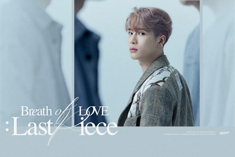 GOT7 Breath of Love: Last Piece - Jackson