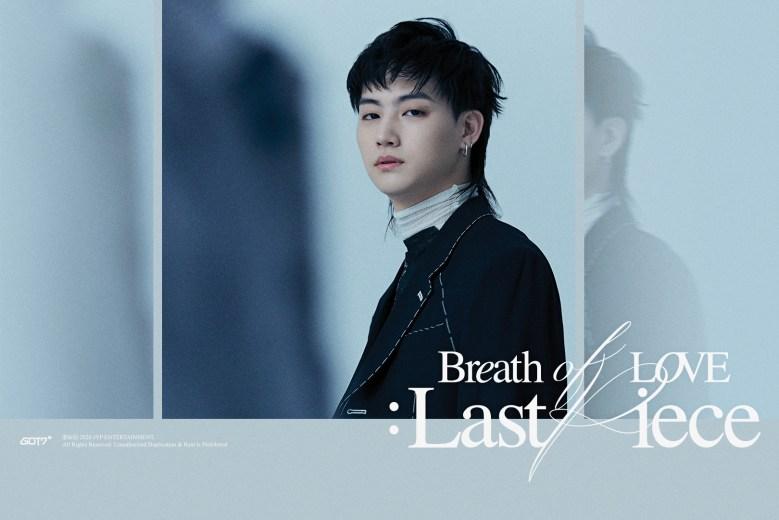 GOT7 Breath of Love: Last Piece - JB