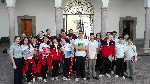 Visita Escuela Secundaria María Montessori