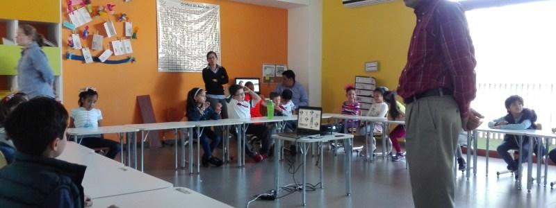 Visita el Archivo al Centro Educativo Via Reggio