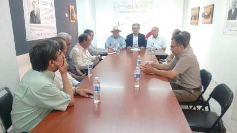 Reunión Trabajo Consejo de Sinaloenses Ejemplares