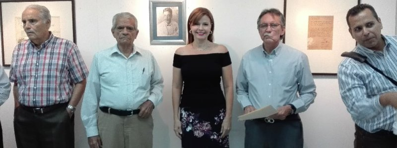 "Conferencia ""Dr. Ramón Ponce de León Galeno de Culiacán"""