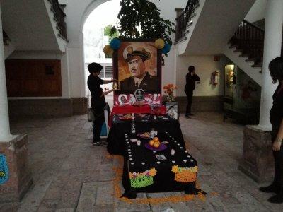 Dia de Muertos 2017 en el Archivo