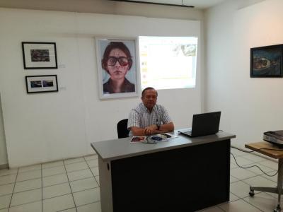 Conferencia Jaime Félix Pico