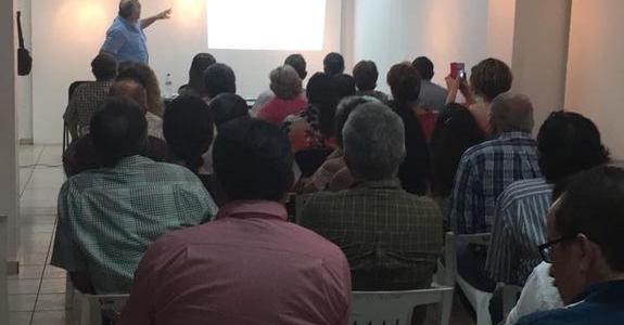 """Conferencia """"Don Eustaquio y Rafael Buelna; linajes familiares en documentos parroquiales de la Purísima Concepción de Mocorito, Sinaloa"""""""