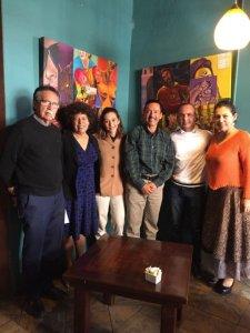Reunión con el Instituto Municipal de Cultura de Elota