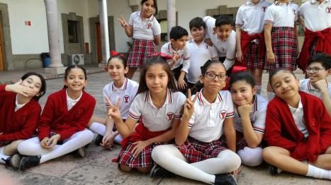 Visita Alumnos Escuela Yoliztli