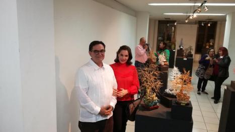 """Inauguración Exposición """"Raíces"""""""