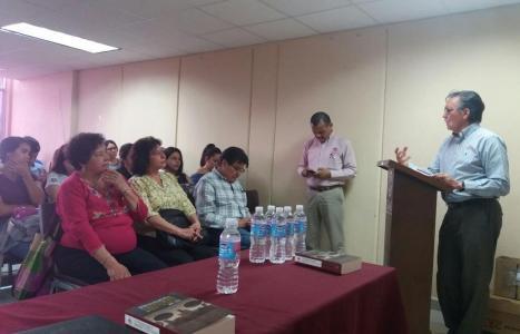 Conferencia sobre los Constituyentes Sinaloenses en Querétaro 1917