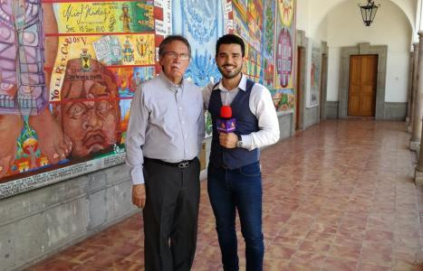 El Programa ¡Hola Sinaloa! de TV Azteca Visita el Archivo