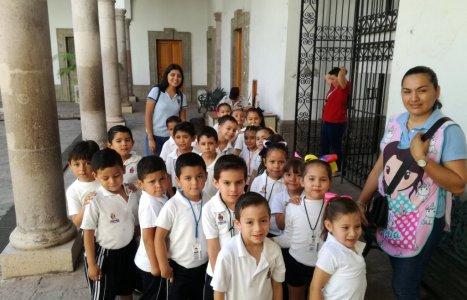 """Visita Alumnos Preescolar """"Club Activo 20-30"""""""