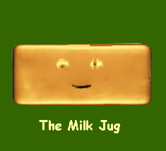 chrisgold the milk jug