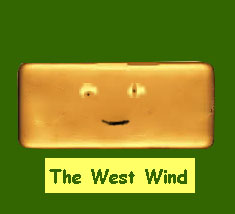 chrisgold the west wind