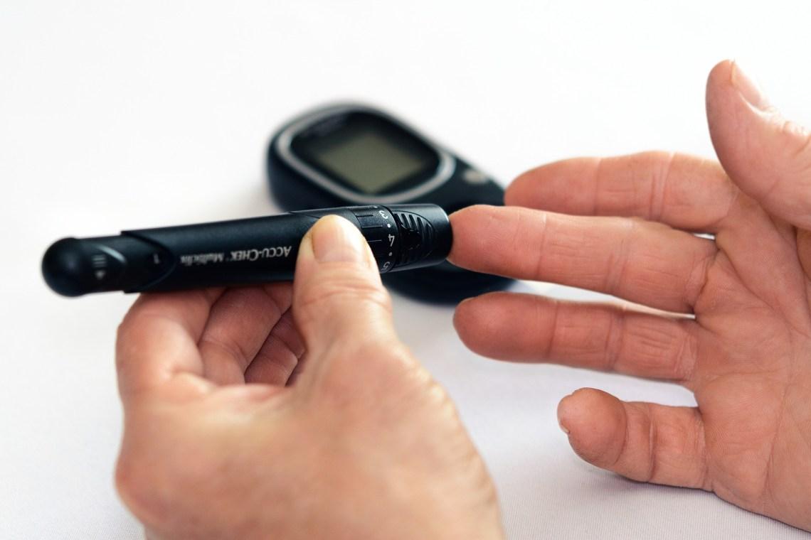 Checking Blood Sugar Levels