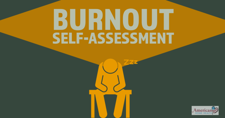 Burnout Self-Assessment
