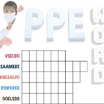 PPE - Word Scramble