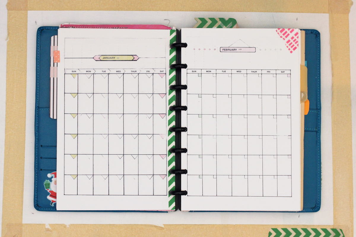 Planner Templates Archives
