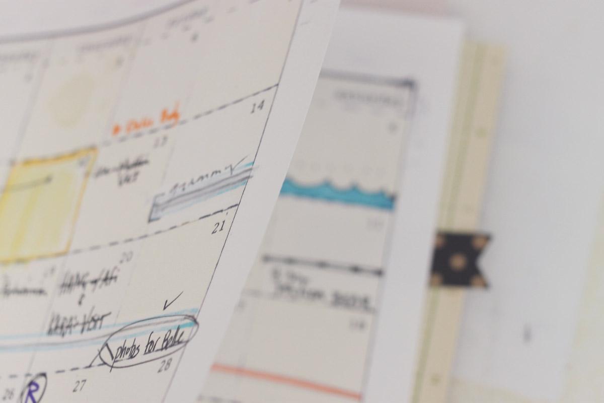 Diy Printable Planner Templates