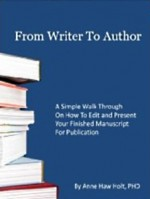 From Writer to Author