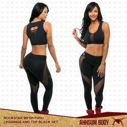 Rockstar Mesh Fuso Set #ABARSFLTS