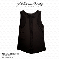 Ahhsum Body Activewear - Item #AHHSBTT1